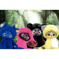 Мягкая игрушка (Lori Colori) в ассортименте разные цвета (h-30)